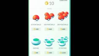 Коины (coins) в игре Pokemon GO - купить монеты в магазине Покемон ГО