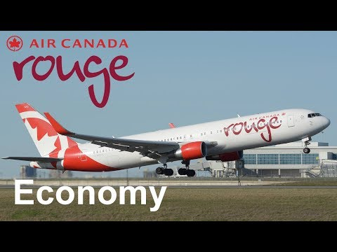 Toronto To Orlando | Air Canada Rouge | Economy