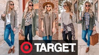 Target Fall Capsule Wardrobe 2019 | 20 Staple Pieces under $50!