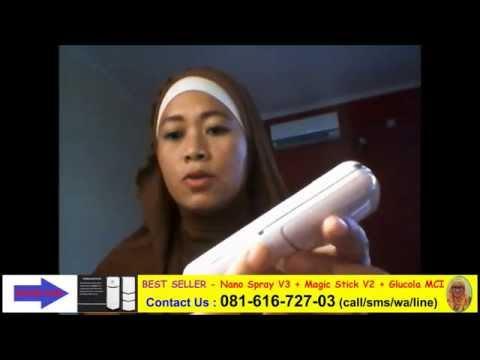 Harga Jual Nano Spray Asli MCI MGI di Singapore Malaysia Taiwan Hongkong