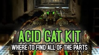 Mob of the Dead - Acid Gat Kit Tutorial and Acid Drip Achievement Guide