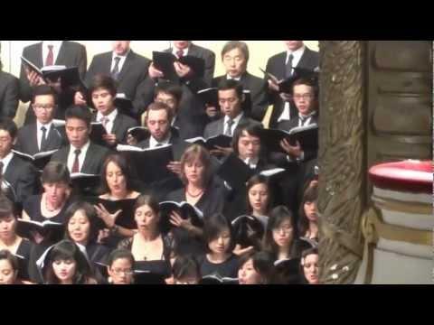 Mozart Night - Hanoi Opera House 19.10.2012