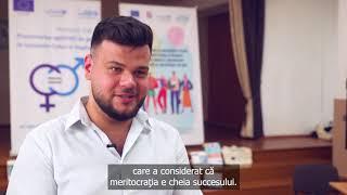Învățând egalitatea de gen prin dezbateri publice în Republica Moldova