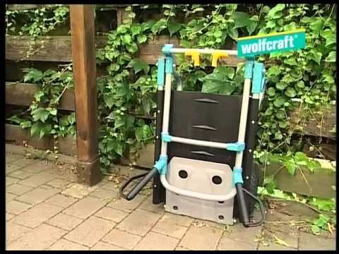 Relativ Wolfcraft Transport System TS 1000 - shopmancini.com - YouTube KN43
