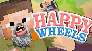 Happy Wheels | THE MINECRAFT ADVENTURE!!