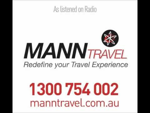Radio Ad - Mann Travel Australia (1300 754 002)