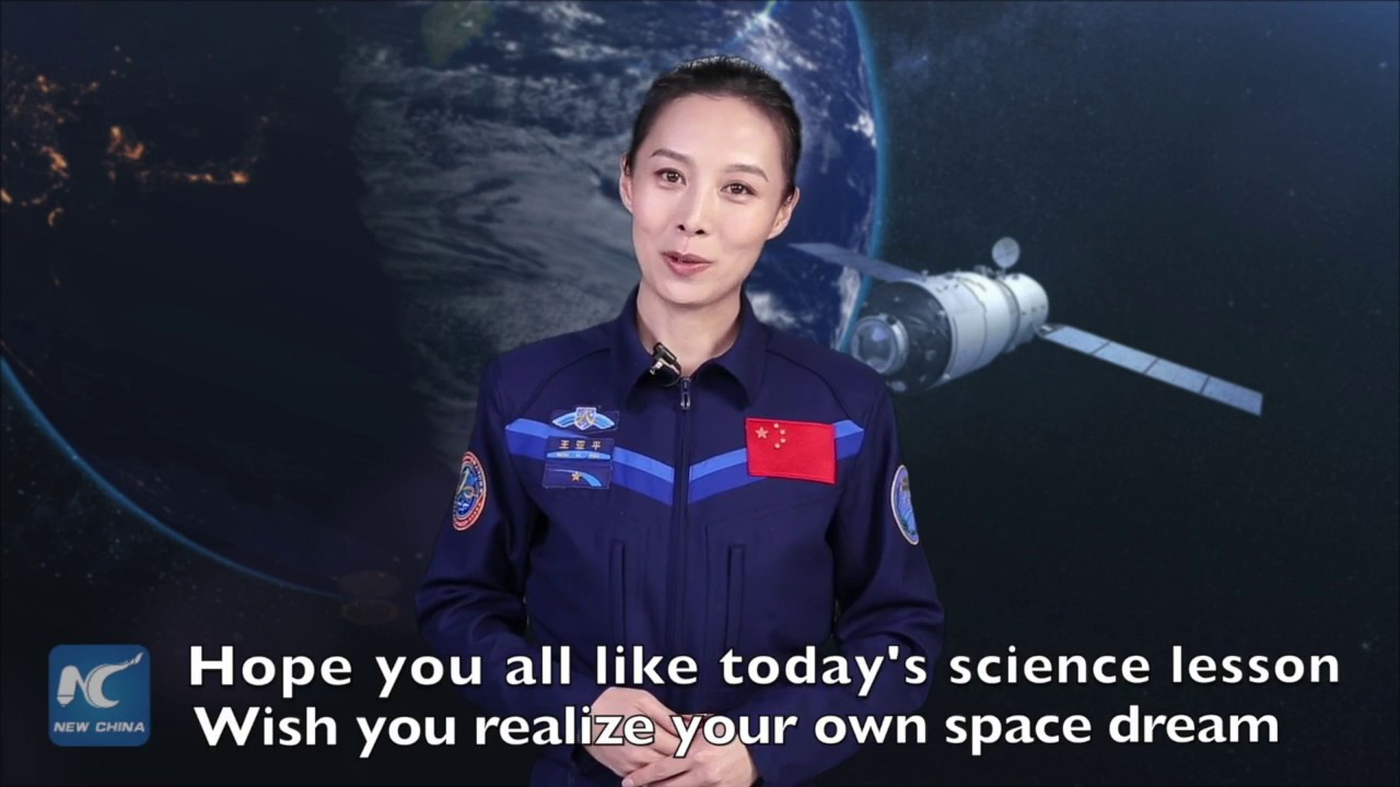 How Chinese astronauts spend a day in space? Find out ...