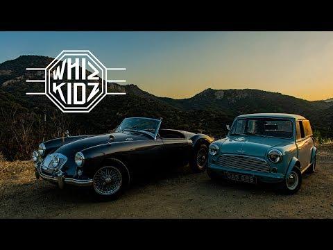 1958 MGA And 1962 Austin Mini Cooper: Whiz Kids