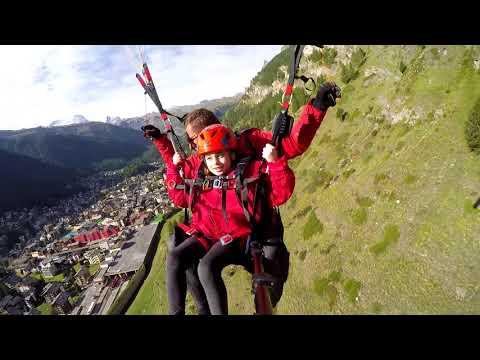 Paragliding Air Taxi Zermatt   we get you higher ! phone +41 27 967