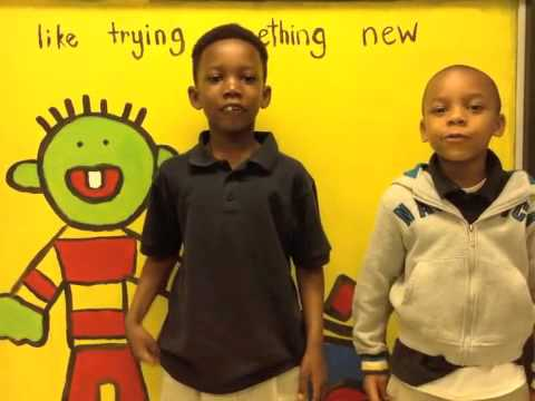 Global Project Challenge: Mrs. Knight's 1st Grade Class, Tarrant Elementary School