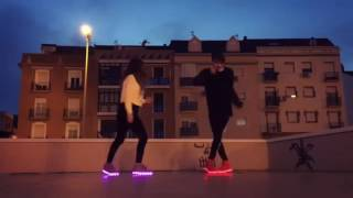 Best Shuffle Dance Of Youtube ! Couple ♥ 1