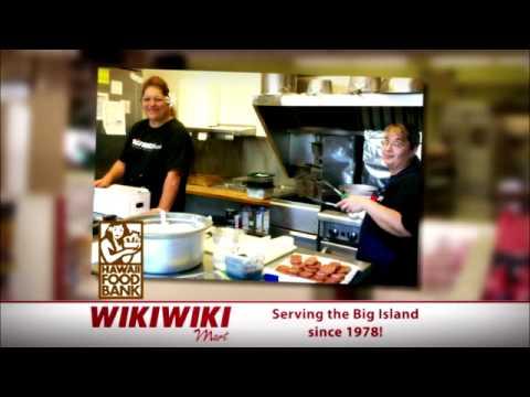 Wiki Wiki Mart - Hawaii Food Bank