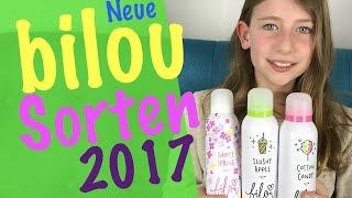 Neue bilou Sorten 2017 - Cotton Candy, Slushy Apple, Happy Spring | Die Emmy