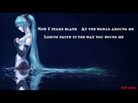 Nightcore - Sanctuary (Lyrics)