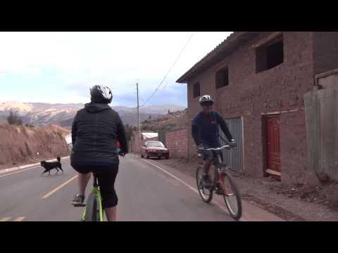 Peru Trip Sept 2013: Riding in Cusco