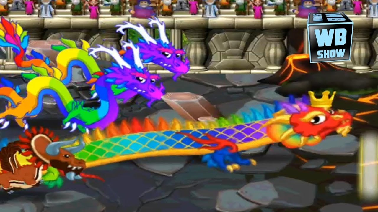 ultimate dragonvale 2 supreme double rainbow dragon