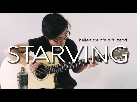 Hailee Steinfeld, Grey ft. Zedd - Starving | cover by Alyza
