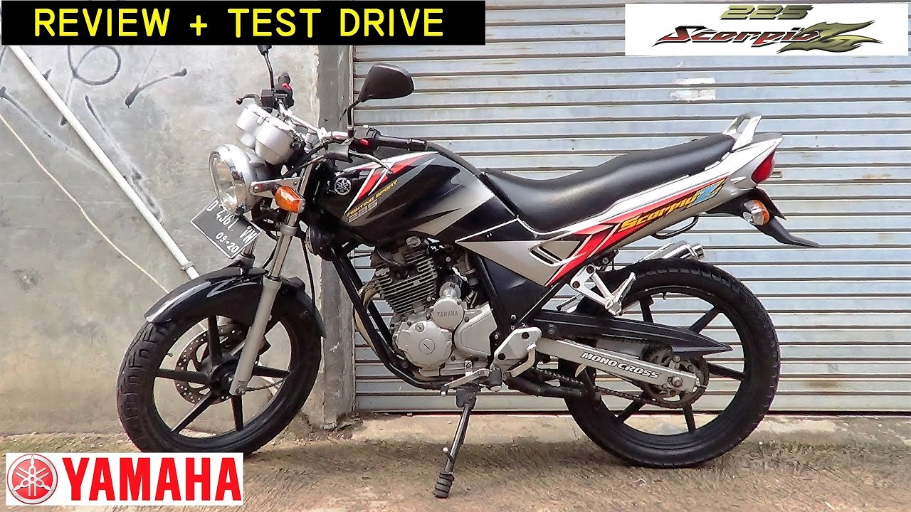 Gambar Motor Yamaha Scorpio Z Pelekmodif