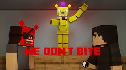 """""""We Don't Bite"""" 