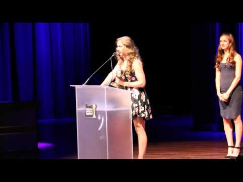 2015 Oregon Sports Awards: Catherine Clemens wins Johnny Carpenter 1A-4A Female Athlete of the Year