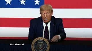 Trump, Fauci encourage plasma donation