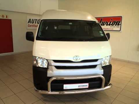TOYOTA QUANTUM 2.5 D-4D SESFIKILE 16-SEATER BUS Auto For ...