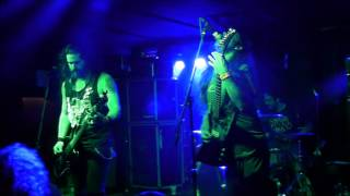 Nekrofilth- Crocodile- Austin, TX May 29, 2015