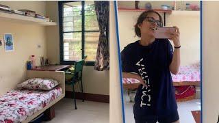 MY ROOM TOUR!! Indira Hostel, KMC Manipal| MBBS