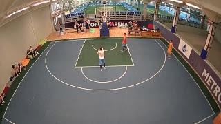 Баскетбол 3х3. Лига Про. Турнир 13 июля 2018 г
