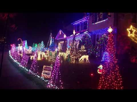 Laurel Avenue Lights 2017