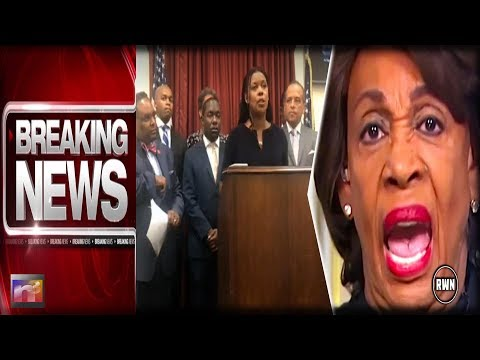 SHE'S FINISHED! You Gotta See These Black Leaders Calling For The Censure Of Maxine Waters