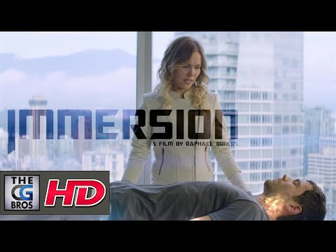 """A Sci-Fi Short Film: """"IMMERSION"""" - by Raphael Rogers"""