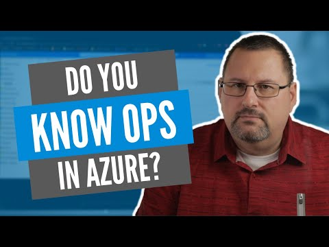 No Ops? #KnowOps! : Azure administration for the rest of us