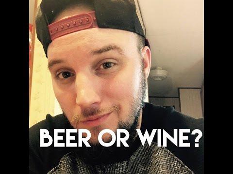 Safer to Drink Wine or Beer?