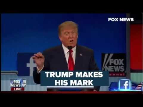 Donald Trump at GOP Debate: Some of His Most Memorable Quotes