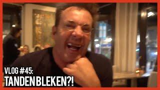 WIE VAN DE DRIE EN TANDEN BLEKEN - Gerard Joling #VLOG45