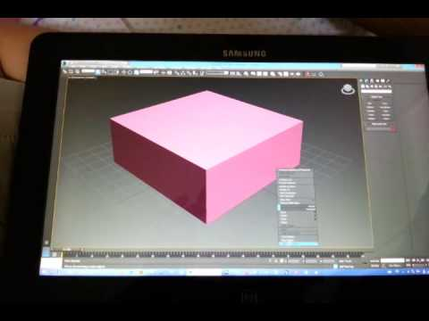 wacom stylus issue right click in 3ds max