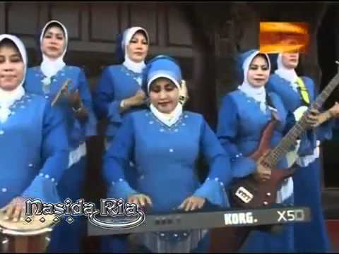 NASIDA RIA    Sholawat Badar subhanallah