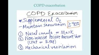 COPD Exacerbation - CRASH! Medical Review Series