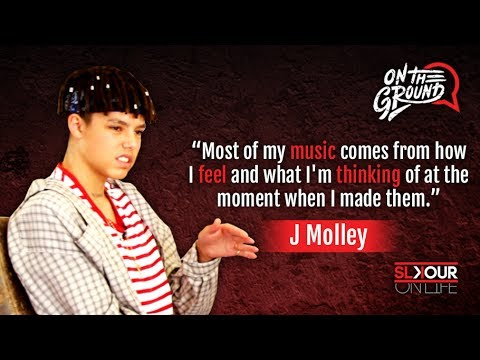 On The Ground: J Molley Previews New Music For Us