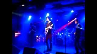 The Rising Tide - Join The Riot (Concert au Backstage, 24/01/2015)