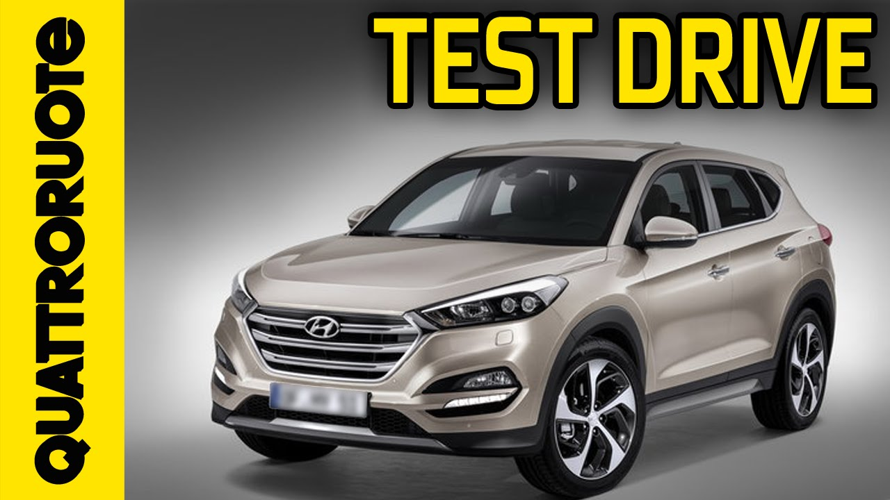 hyundai tucson 1 7 crdi 2015 test drive youtube. Black Bedroom Furniture Sets. Home Design Ideas