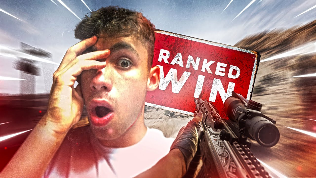 RANKED WIN!   Ft.The Lads