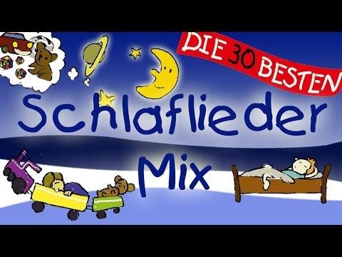 Der Schlaflieder-Mix - Ab ins Bettchen! || Kinderlieder