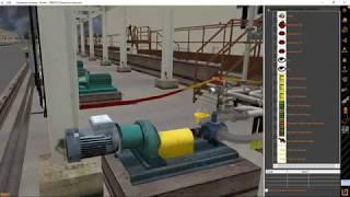 Formation à la mise en sécurité d'équipements industriels