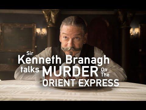 Sir Kenneth Branagh interviewed by Simon Mayo
