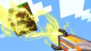 THE GOD OF GRAVITY! (Minecraft Custom Map)