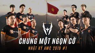 Team Flash và BOX Gaming Hóa giải mọi ân oán, cùng nhau tỏa sáng | Nhật ký AWC 2019 #1