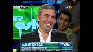 Gheorghe Hagi ve Sergen Yalçın Aynı Programda  2009