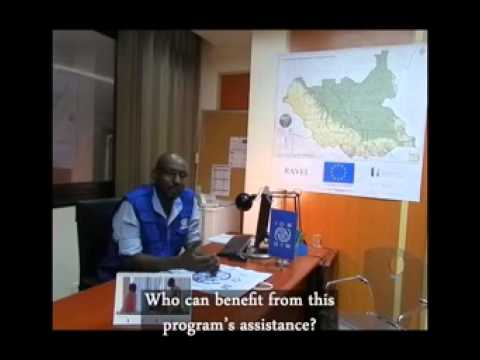 Return to South Sudan: Information for returnees (IOM Cairo)